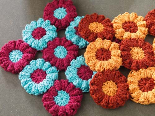 Crocheted Trivet