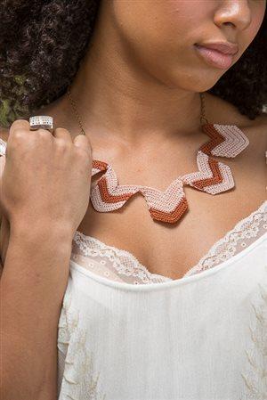 Arrowhead Necklace on