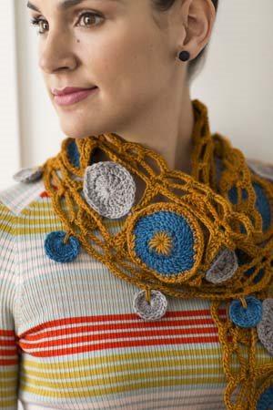 It Girl Crochet: Scarf