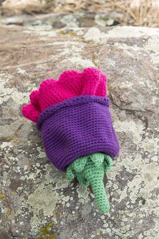 Crochet Ever After: Crochet Flower Doll