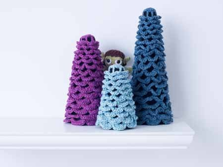 Easy Crochet Tree