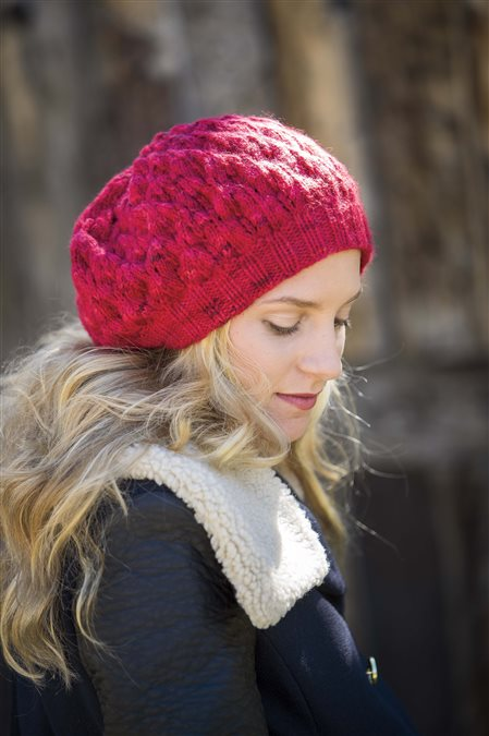 bozeman hat knitted hat pattern