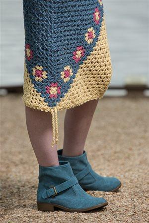 Ava Skirt detail