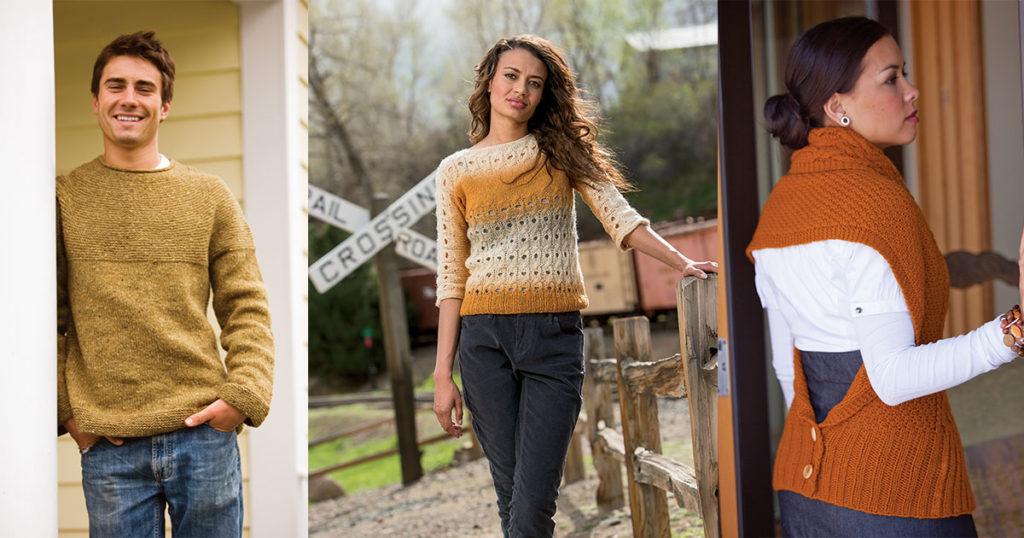 Celebrate Sweater Season: 7 Timeless Fall Knitting Patterns