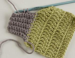 Crochet Ribbing : How to Create Crocheted Ribbing - Interweave