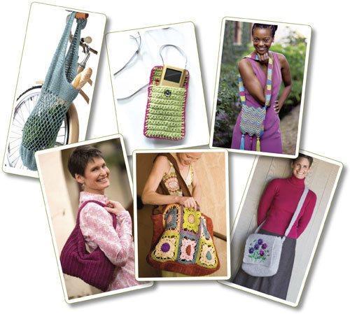 Free Crochet Bag Patterns eBook