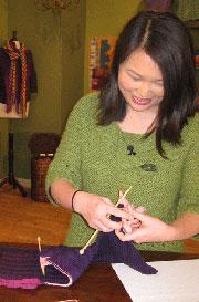 knitting daily 708