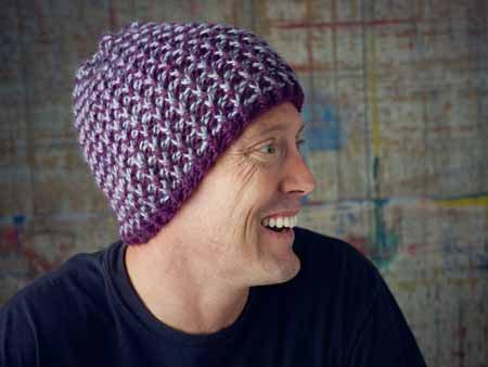 Charity Crochet Hat