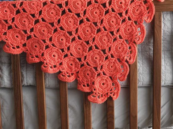 Unexpected Afghans: Crochet Motif Blanket