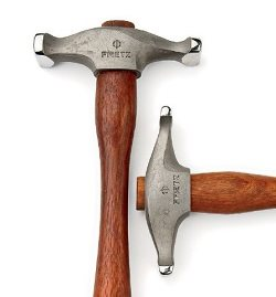 Fretz jewelry making hammers