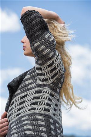 Alpine Cardi Wrap sleeve