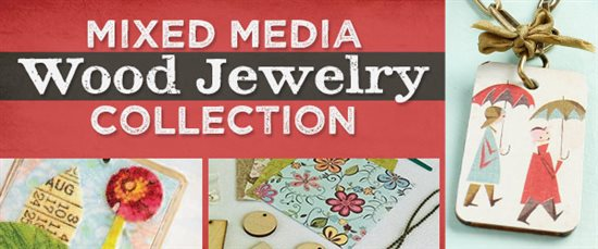 Mixed Media Jewelry Collection