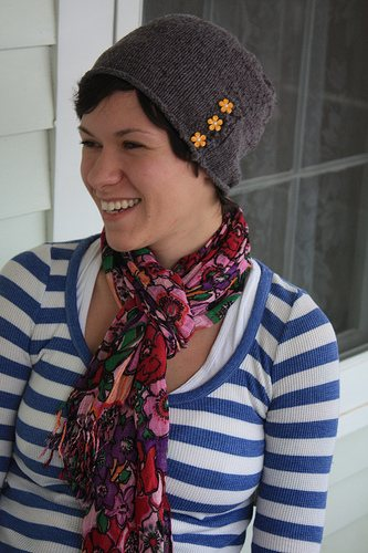 southmoor hat knitscene fall 2011