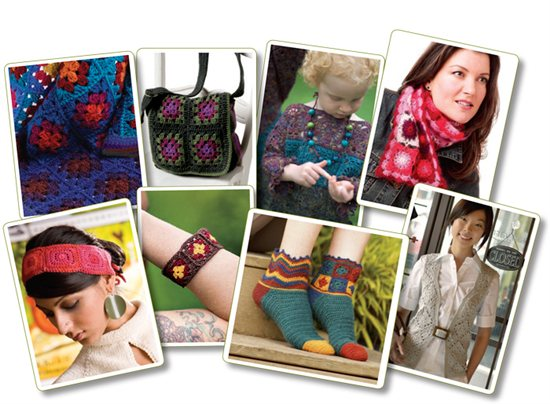 Free Granny Square Patterns eBook