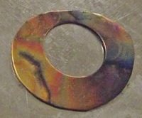 brass patina: create colorful heat patina on brass jewelry