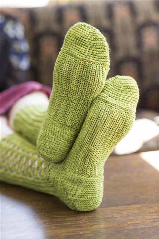 Crochet Ever After: Crochet Socks