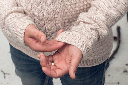 Telegraph Sweater Ribbing