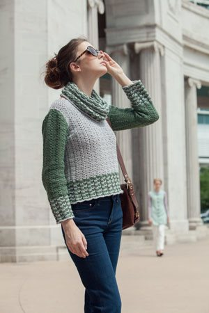 Ripplet Sweater