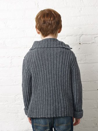 Taylor Pullover Back