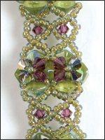 Right-Angle-Weave-Bracelet-Hortense-Thompson-Lavander-Lattice