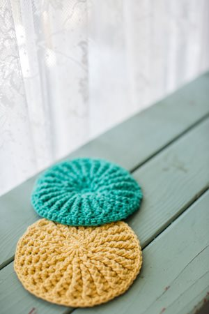 Textured Scrubbies Front