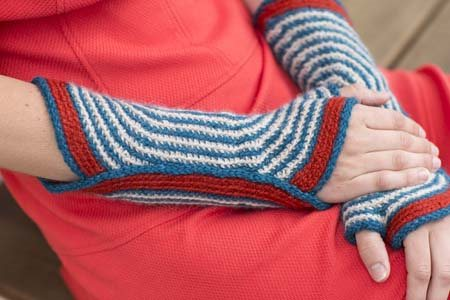 It Girl Crochet: Fingerless Mitts