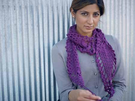 Crochet Stole