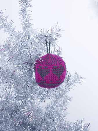 Holiday Crochet Ornaments