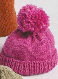 Knit Hat Patterns For Beginners : Free & Easy Knitting Patterns You Have to Knit Knitting Daily
