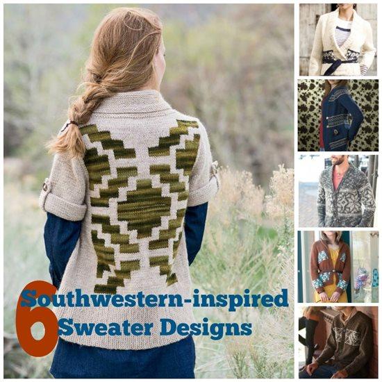 6 Southwestern Inspired Designs To Knit Interweave