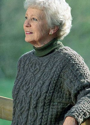 The Beautiful Cable Knit Magical Aran Sweaters Interweave