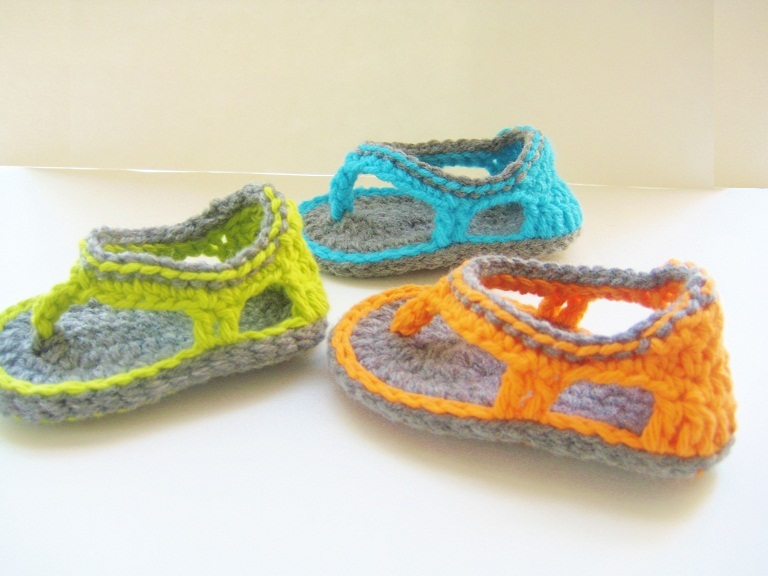 Trekkers For Baby Boys Flip Flop Sandals Interweave