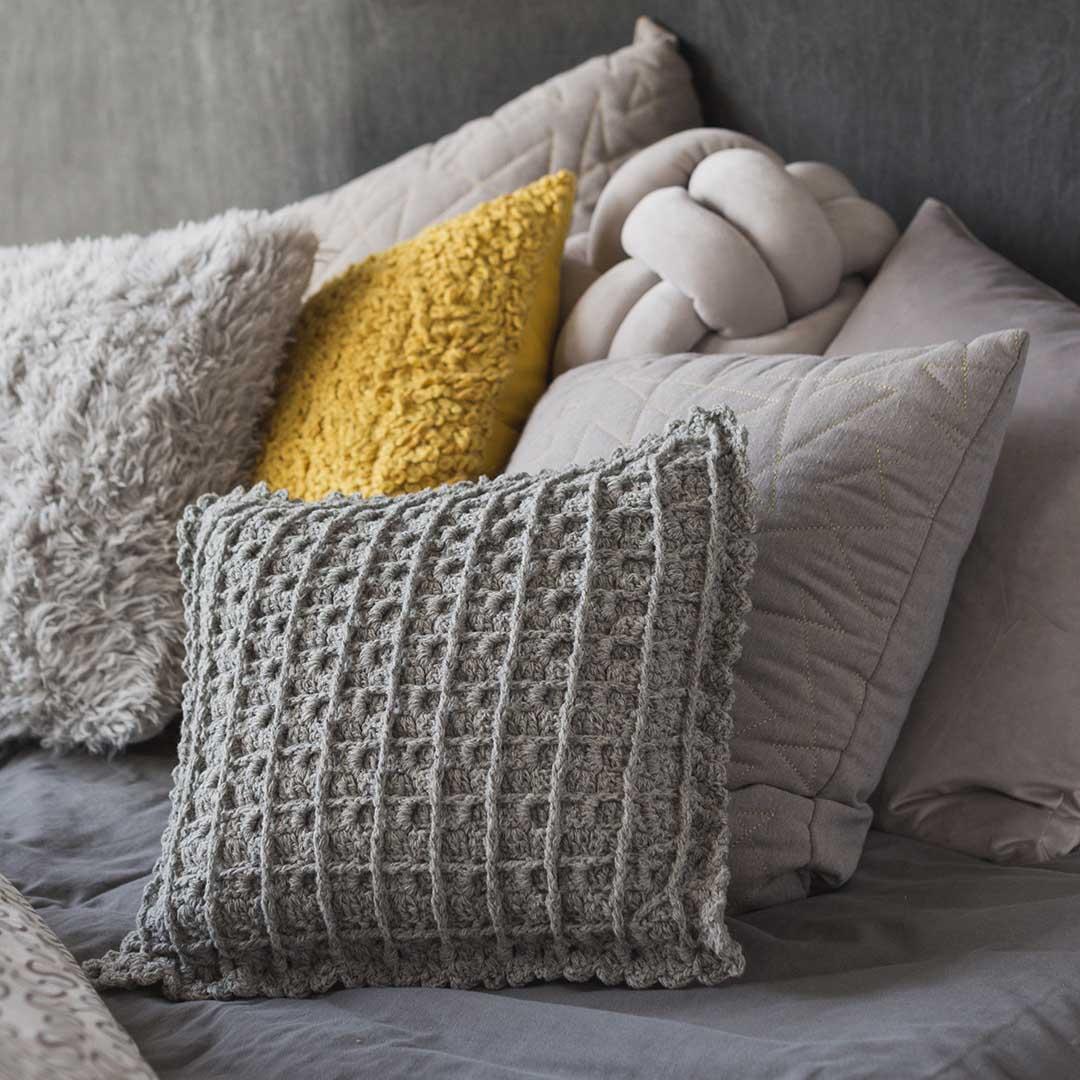 Harmonious Pillow | Credit: Harper Point Photography