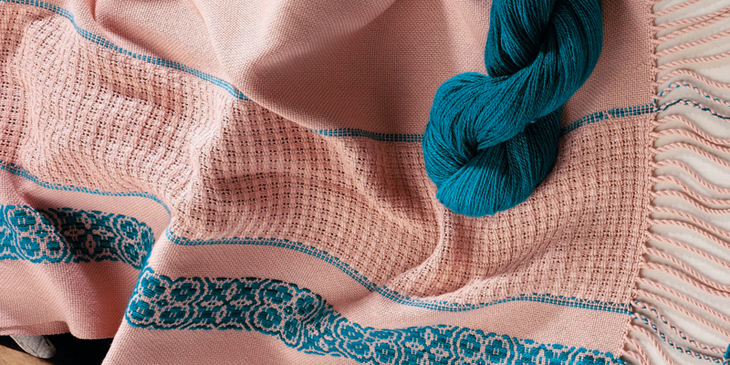 8-Shaft Weaving Loom Patterns You Have to Try (+ They're FREE)!