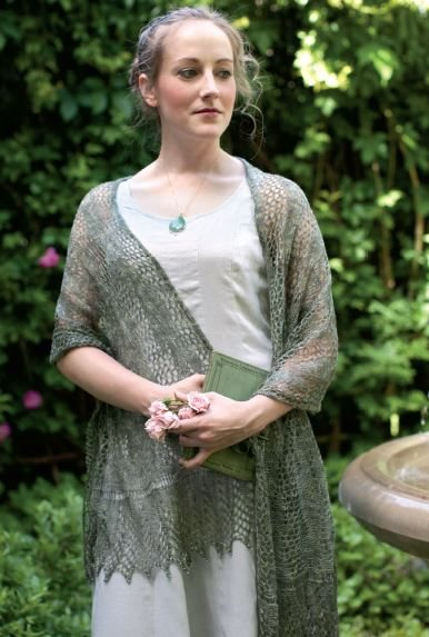 Georgiana Darcy's Fancy Shawl, The Best of Jane Austen Knits