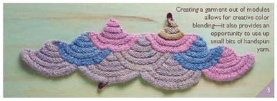 Modular Knitting Patterns Free : The Ultimate Stash-Buster: Modular Knitting! - Interweave