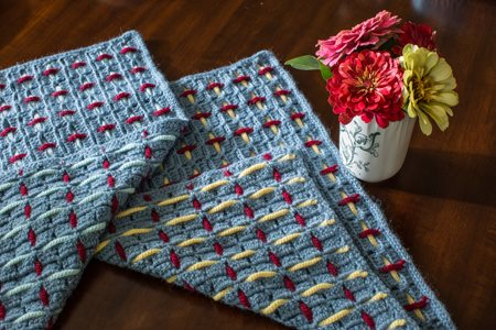 Woven Placemats Bottom