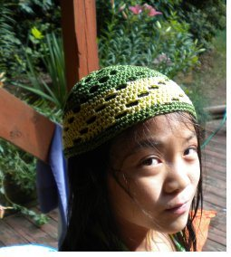 Crochet Doily Hat