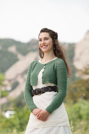 Crochet Bolero