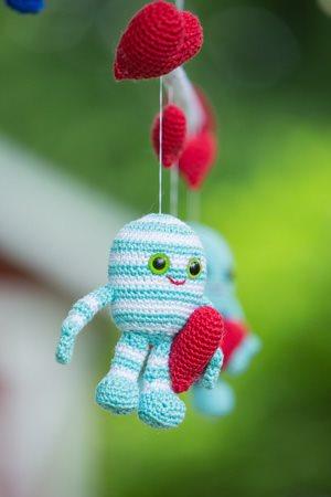 Monster Love Mobile Baby Monster