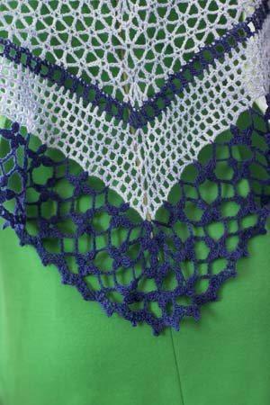 It Girl Crochet: Lace Shawl