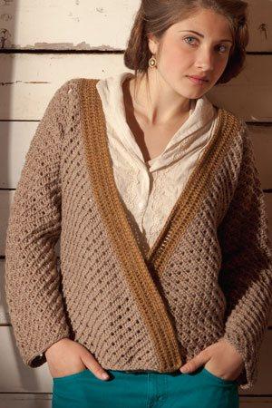 Robyn Chachula Crochet Cardigan