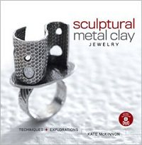 Sculptural Metal Clay Jewelry Techniques + Explorations