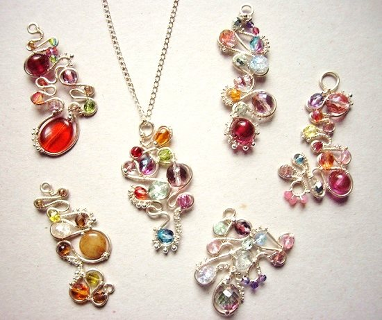 exclusive free jewelry project make a baroque wire