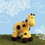 Crochet Amigurumi Giraffe