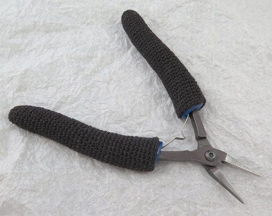 crochet cozies for pliers