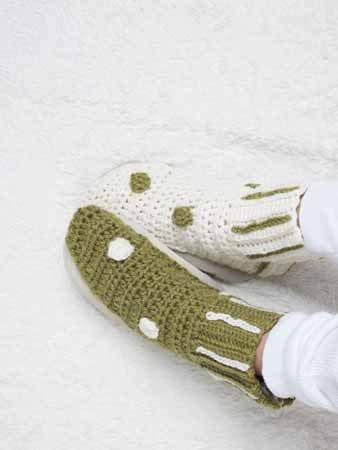 Women's Crochet SLippers
