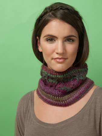 Swoopy Cowl Front