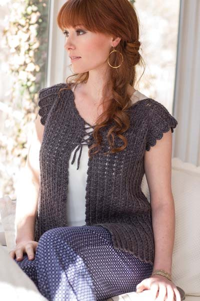 Crochet So Lovely: Crochet Cardigan