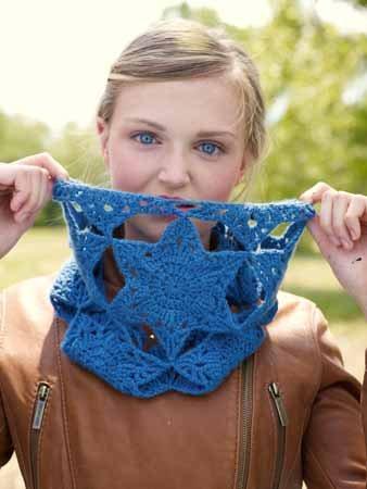 Crochet Star Motif